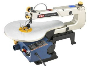 Ryobi Speed Scroll Saw Review