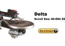 Delta Scroll Saw 40-694 20 Inch